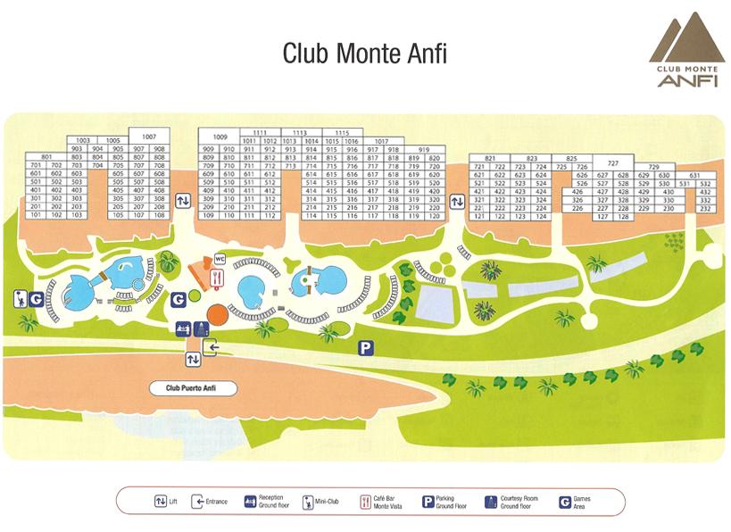 Del Monte Beach Apartments